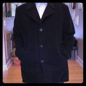 Men's Business Overcoat